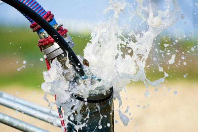 water lines repair